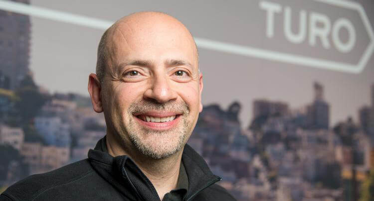 Andre Haddad | Hear from our CEO of Turo-getinstartup