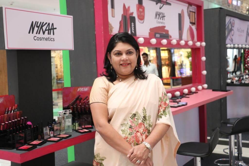 Falguni Nayar – The CEO of Nykaa | Story of Nykaa-getinstartup