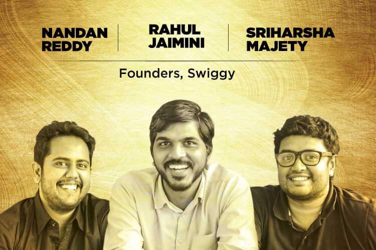 Sriharsha Majety - The Swiggy Founder-1-getinstartup