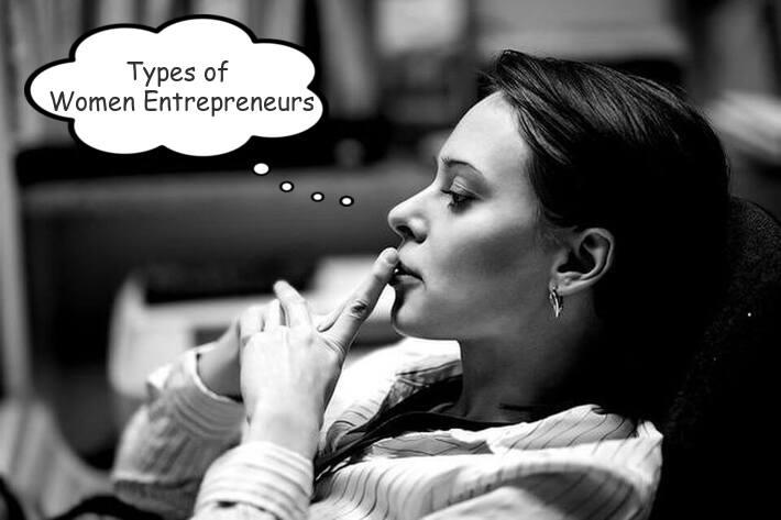 Types of Women Entrepreneurs everyone must know-getinstartup