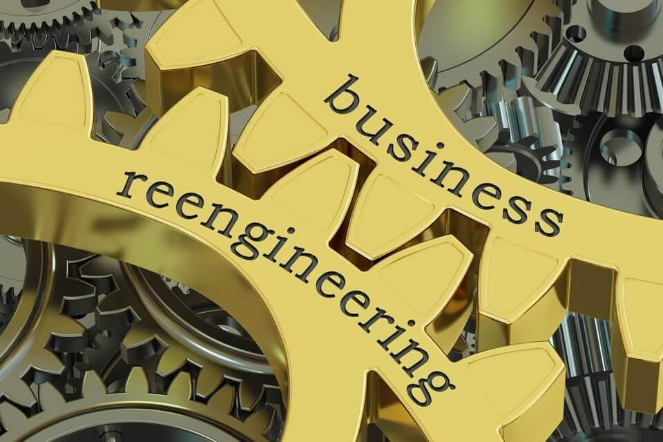 Business Process Reengineering Methodology Business Process Reengineering-getinstartup