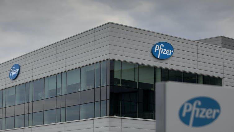 Pfizer Company Business Model Pfizer Business Instincts-getinstartup