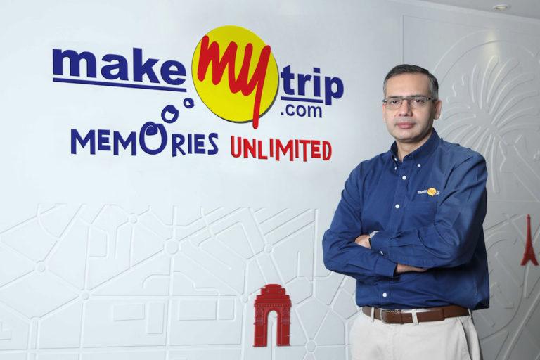 Deep Kalra - Make My Trip CEO Story Of Deep Kalra Everyone Must Know-getinstartup